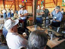 Smithing-enthusiasts-meet-at-Sauder-Village-to-show-their-mettle