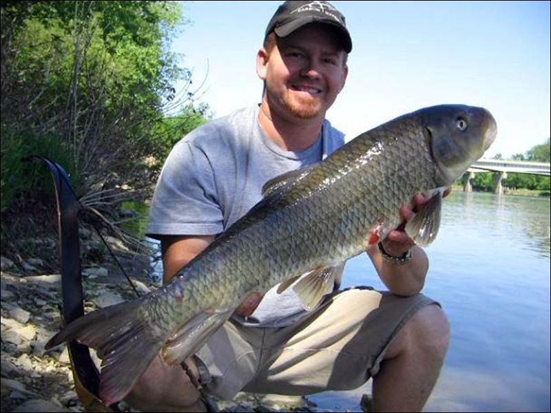 This fish record may last toledo blade for Maumee river fishing