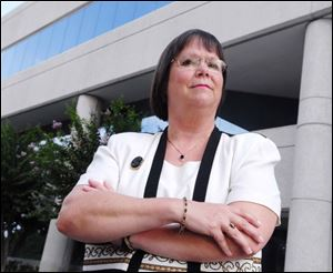 Kathryn Sanborn, who was laid off by EPIX, an employee leasing firm in Tampa, Fla., accepted a severance-pay package that required her to waive her right to sue her former employer.
