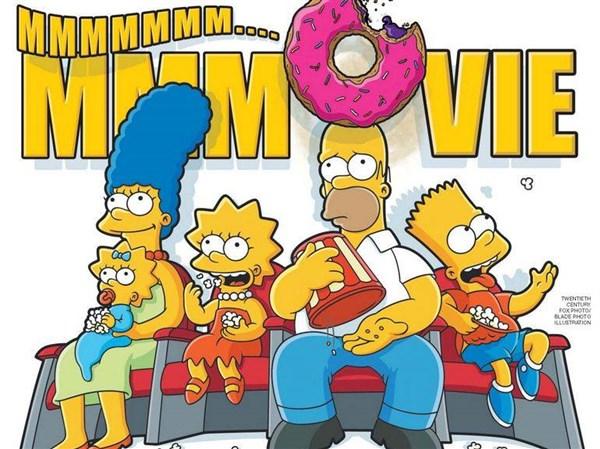 Sex the movie simpsons Simpsons Pics