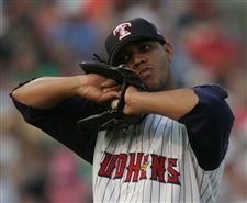 Bazardo-brilliant-Tosses-4-hitter-at-red-hot-Richmond