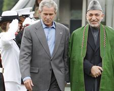 George-W-Bush-Hamid-Karzai