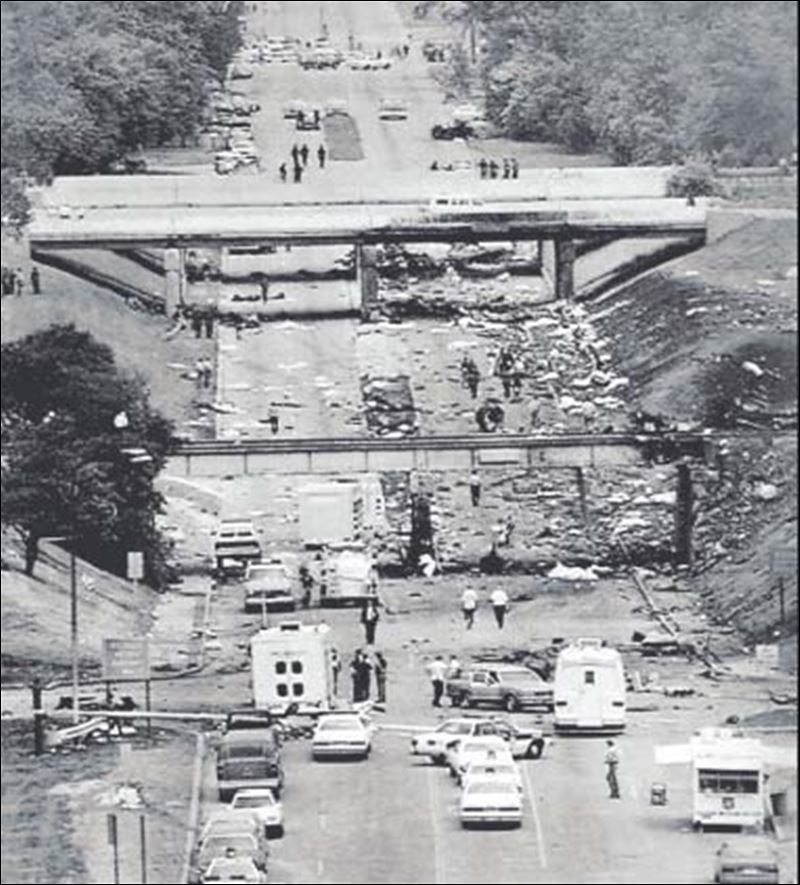 the northwest flight 255 Thirty years ago today, a flight outbound from detroit metro airport on its way to phoenix never reached its destination moments after takeoff, northwest flight 255 stalled and crashed onto middlebelt road the only survivor was four-year- old cecelia cichan two motorists on middlebelt road were also.