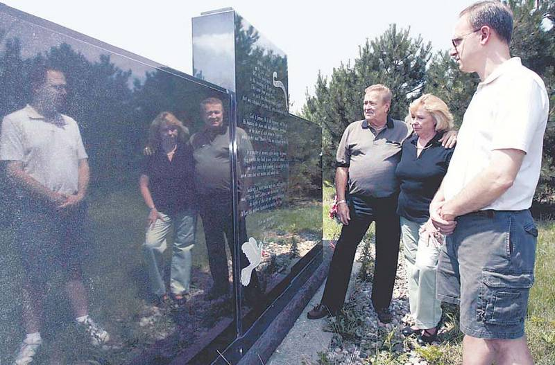 Relatives Of Some Whod In Jet Crash Wont Allow Their Loved Ones To Be Forgotten The Blade