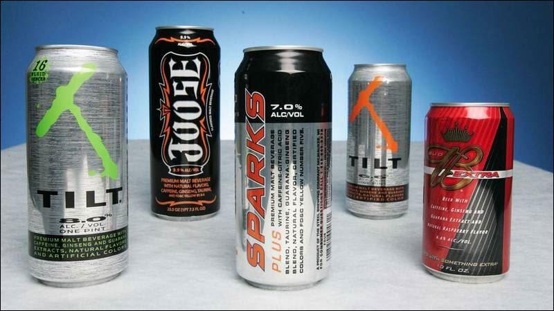 Tilt energy drink