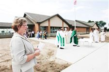 Holy-Trinity-School-students-staff-begin-year-in-new-building