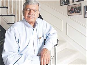 Dr. S. Amjad Hussain is a retired surgeon, medical professor, accomplished author, and columnist for The Blade.