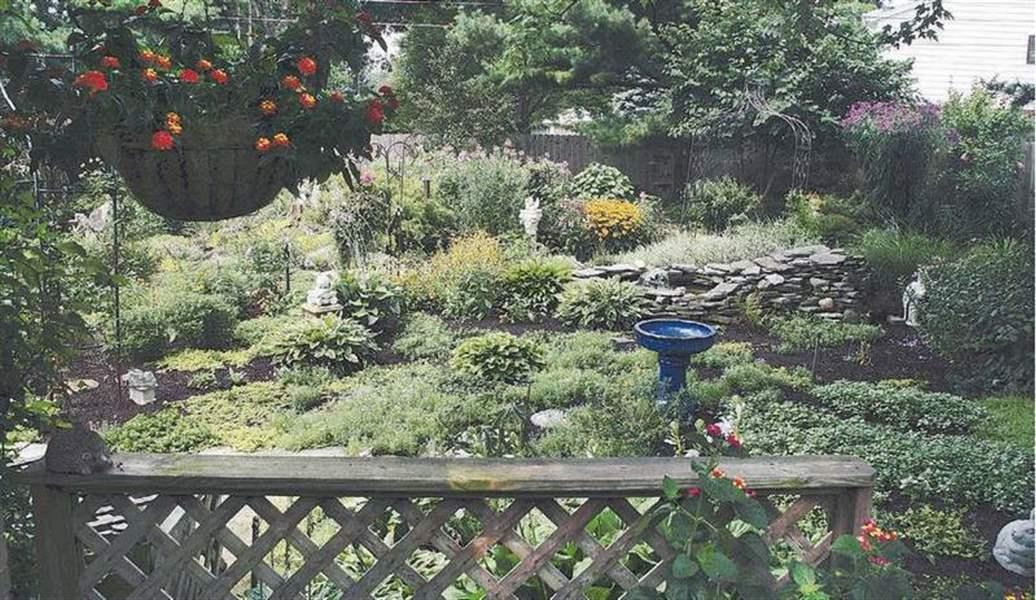 Toledo magazine local gardeners claim toledo botanical for Local landscape gardeners