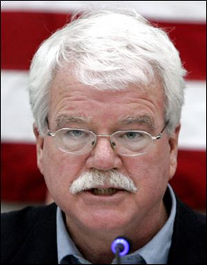 Rep. George Miller is pushing for an overhaul of the WARN Act, which he said lets firms treat workers as if they are disposable.