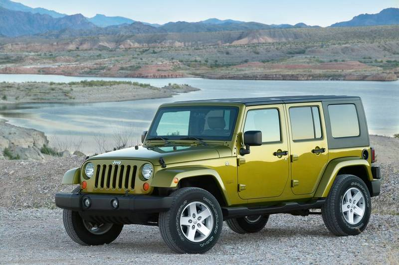 Wrangler Unlimited performs well in rollover tests of SUVs - The Blade