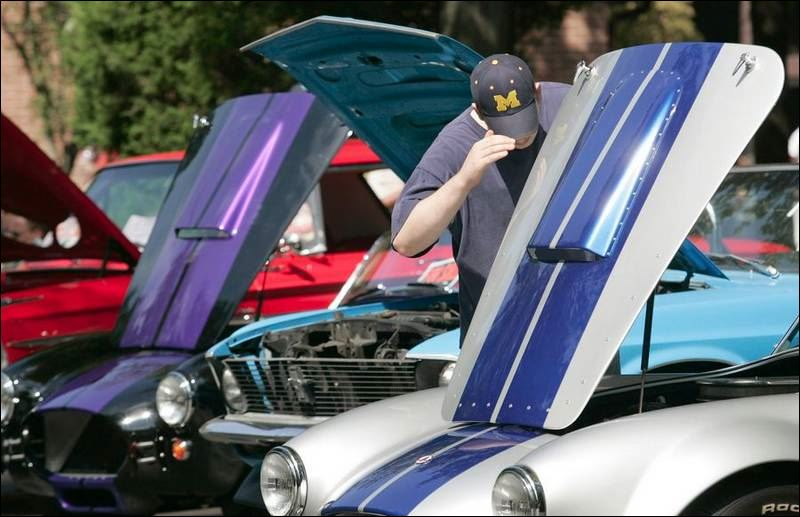 Classic Cars Comfort Kids Toledo Blade