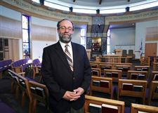 New-rabbi-for-a-new-synagogue