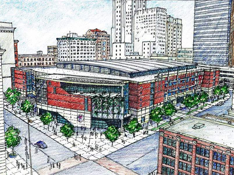 Redesign-helps-new-Toledo-arena-mesh-with-its-surroundings