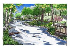 Plans-propose-dramatic-Sylvania-vista-Winding-river-walkway-downtown-park-pictured-2
