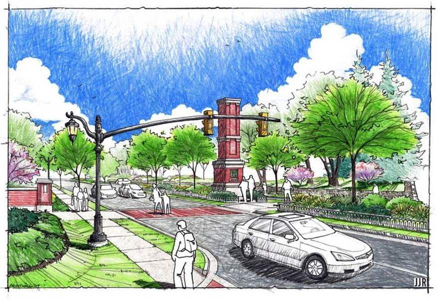 Plans-propose-dramatic-Sylvania-vista-Winding-river-walkway-downtown-park-pictured
