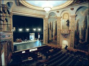 Preservationists raised $3.6 million to restore the historic Ritz Theatre in Tiffin as a community performing arts center.