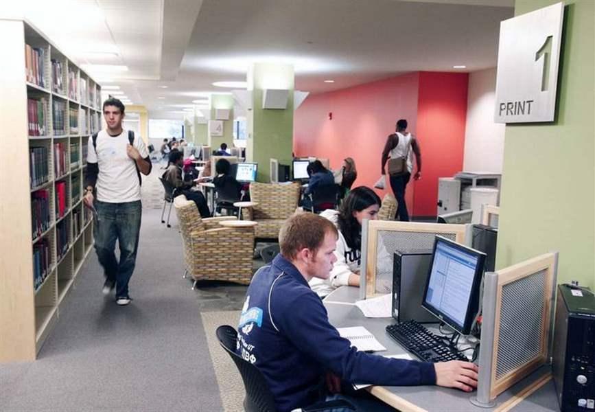 37M Revamping Of University Toledo Library Gets High Marks