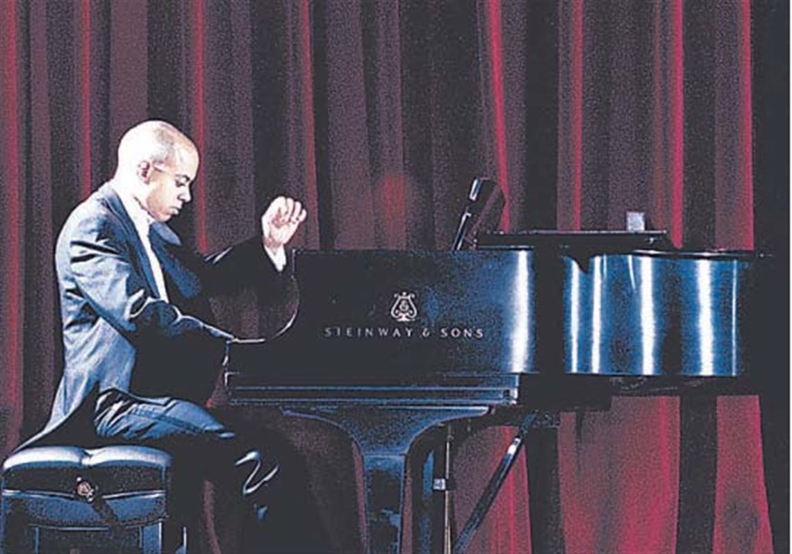 Stewart Goodyear, debuting with TSO, discovered piano at 3 | The Blade