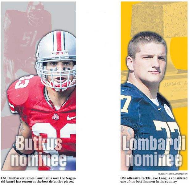 Buckeyes-Wolverines-earn-many-top-awards
