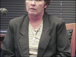 Retired Toledo Police Detective Vicki Stevens testified that Robert Jobe wanted news media present at his surrender.