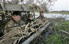 Duck-blind-s-sights-smells-better-than-day-in-the-office
