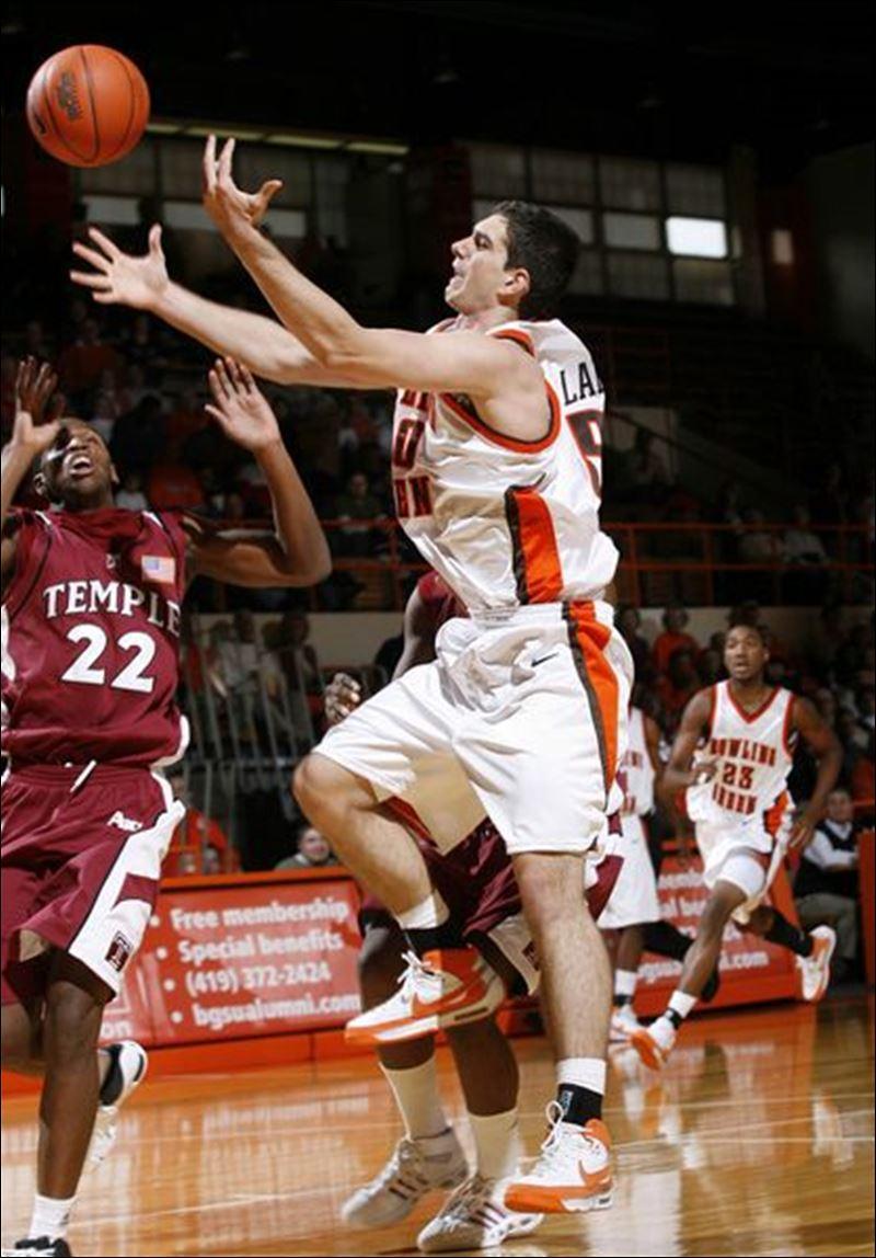 Poor 2nd half dooms BGSU mens basketball - Toledo Blade