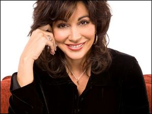 Kathy Troccoli will be in concert at 7:45 p.m. Wednesday through Friday at Westgate Chapel, 2500 Wilford Rd., Toledo. Admission is $12. Information: 419-841-8077 or www.kathytroccoli.com.