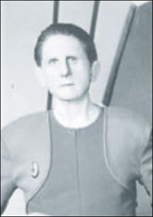 Rene Auberjonois as Odo in Star Trek