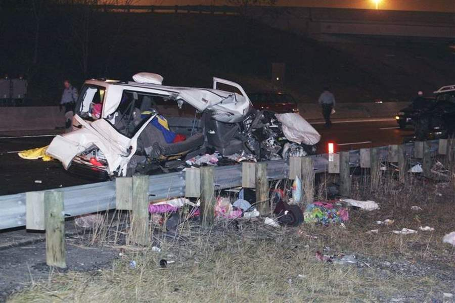 Pickup Driver Jailed In Wrong Way Crash That Killed 5