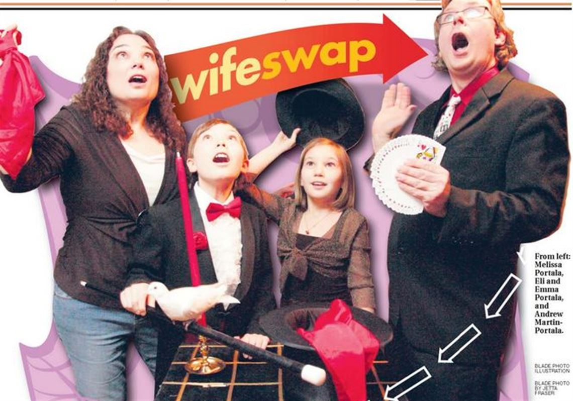 Really. real amateur wife swap consider