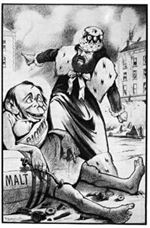 Mad-for-Alfred-A-new-exhibit-shows-Mad-magazine-s-poster-boy-has-a-shadowy-past-4