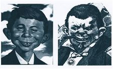 Mad-for-Alfred-A-new-exhibit-shows-Mad-magazine-s-poster-boy-has-a-shadowy-past-2