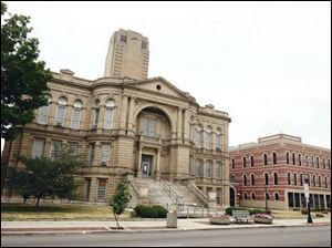 Whether to renovate or demolish the Seneca County Courthouse, an 1884 Beaux Arts-style sandstone building designed by noted architect Elijah E. Myers, is a continuing debate.