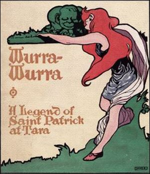 Wurra-Wurra  is the first time  worry  was attached