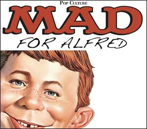 Alfred as he appears today, based on the illustrations by Norman Mingo.