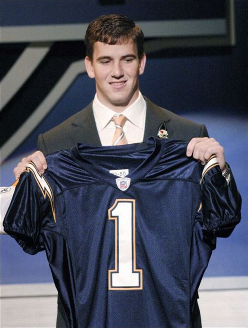 Manning Rivers Come Full Circle Since 2004 Draft Toledo