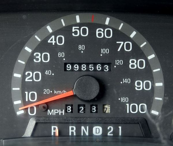 '97 cargo van going the distance: 1 million miles - The Blade