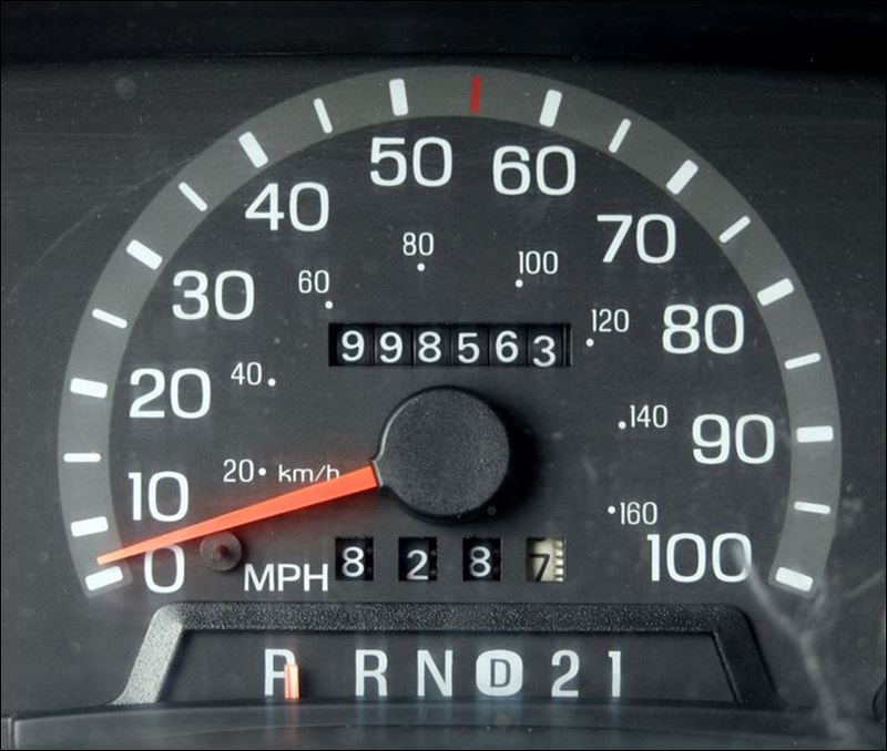 What Mileage Is Too High For Used Car