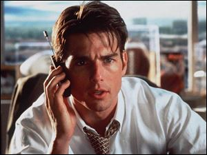 Tom Cruise played a sports agent who lost most of his clients in 1996 s Jerry Maguire.