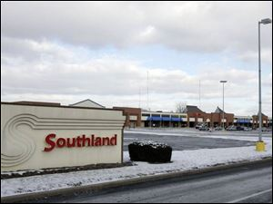 Southland is one of the shopping-strip sections in Northwood, Ohio.