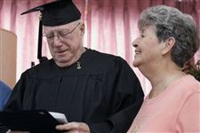 Surprise-Clay-grad-gets-diploma-55-years-later