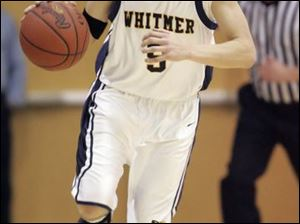 Whitmer senior Ryne Smith, who will play at Purdue, is averaging 18.4 points and 3.8 assistsfor the Panthers, who are 14-3 overall and 8-2 in the City League.