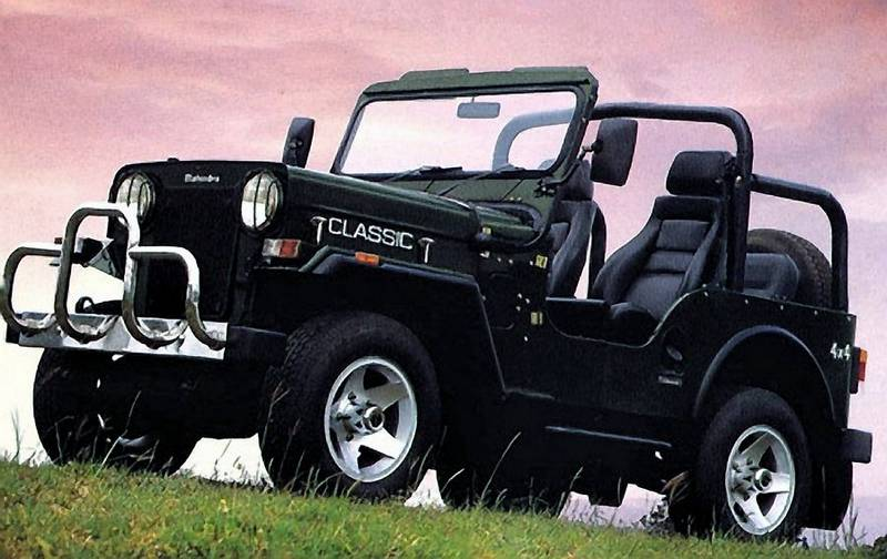 India Firm Reportedly In Talks For Jeep Deal The Blade