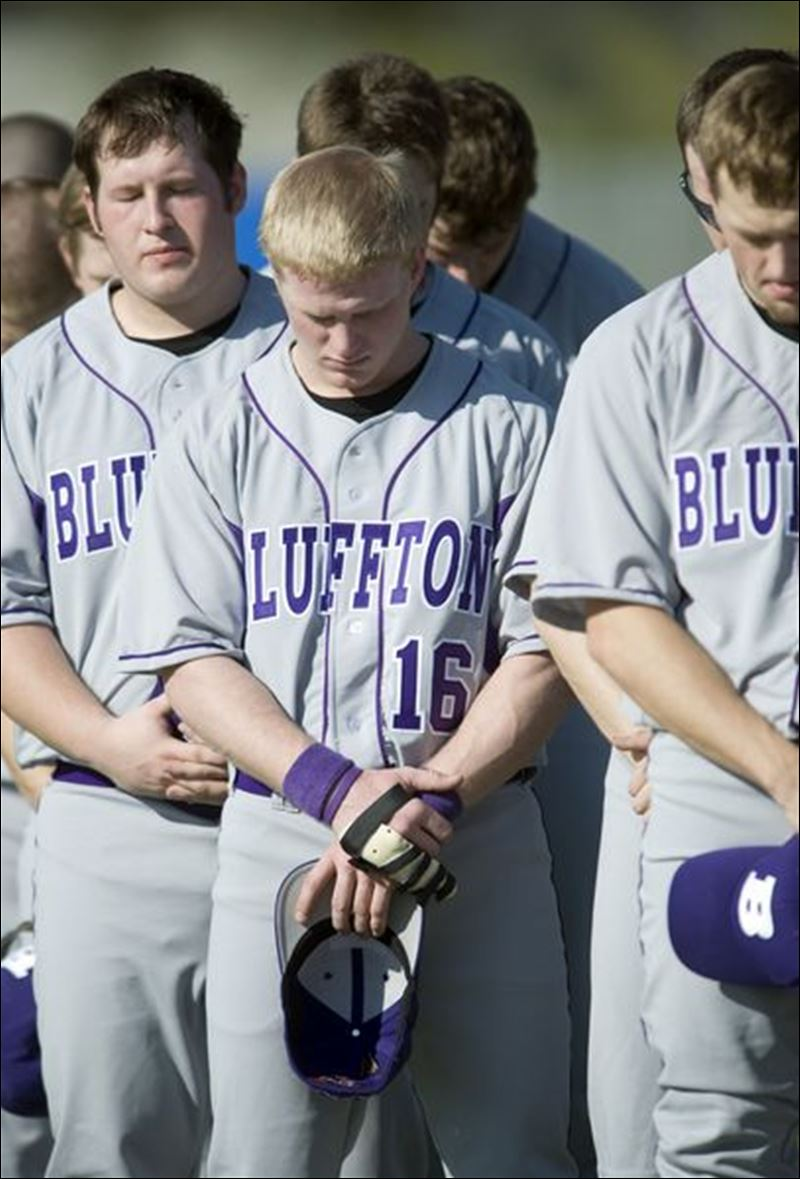 Bluffton players return to the field 1 year after crash ...