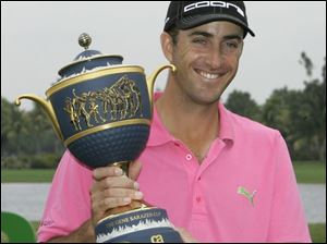 Geoff Ogilvy finished at 17-under in the CA Championship to capture his second World Golf Championship event.