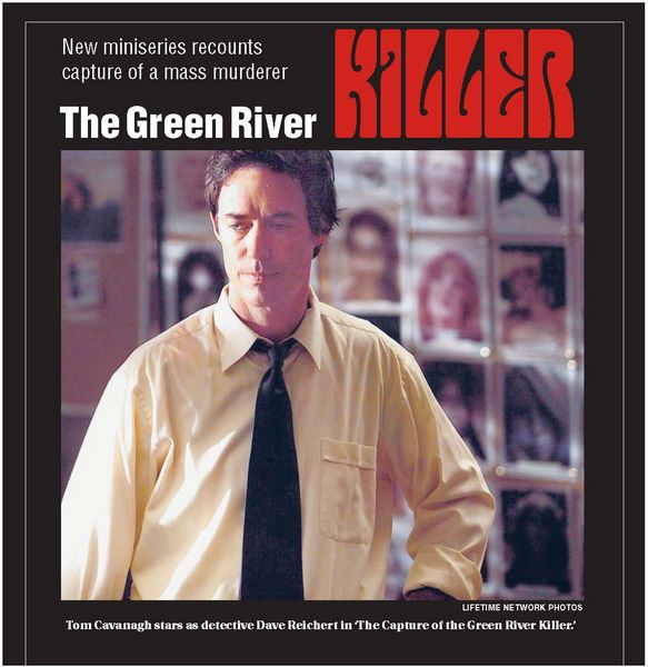 Serial killer movie green river role