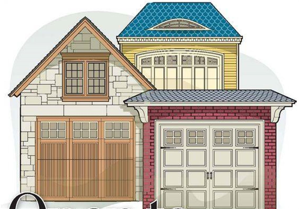 Old Carriage Houses Inspire Latest Trend In Garage Doors Toledo Blade