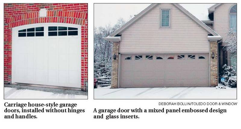 Old Carriage Houses Inspire Latest Trend In Garage Doors The Blade