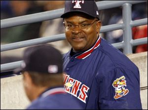 Toledo hitting coach Leon Durham says young blacks are being steered to sports other than baseball, especially football and basketball.