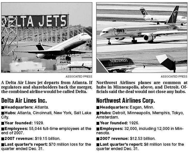 delta northwest merger After delta and northwest announced their merger in 2008, they began planning for what turned out to be an 18-month sprint to integrate 1,200 systems across the airlines managers built this master guide each note represents a project that could involve thousands of tasks.